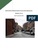Downtown Revitalization Project Planv6