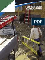 Werner Fiberglass Ladder Tech Manual