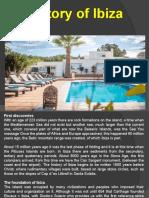 History of Ibiza