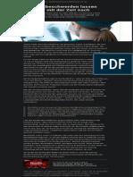 Neue Erkenntnisse zu Langzeitbeschwerden  &_-folgen CoViD-19 (2020-09)