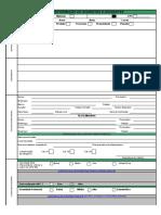 9. Modelo de relatorio de investigacao de acidente