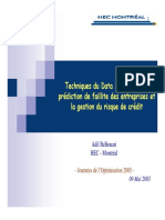 Techniques du Data Mining pour la prédiction de faillite des entreprises et la gestion du risque de crédit.pdf