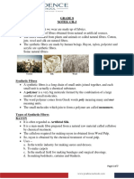 Notes (Synthetic Fibres and Plastics).pdf.pdf
