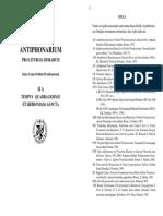 Vol. 2A Tempus Quadragesimale