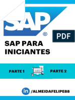 SAP PARA INICIANTES PARTE 1 E 2