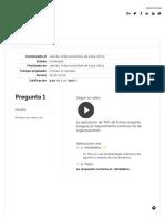 evaluacion 3 aseguramiento de la calidad