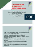 11 gennaio 2016 prof. Manfredini -1