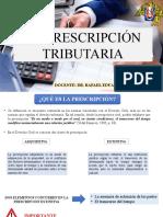 PRESCRIPCION TRIBUTARIA-EXPOSICION