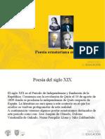 Poesía ecuatoriana del siglo XIX