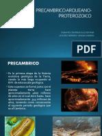 PRECAMBRICO ARQUEANO-PROTEROZOICO