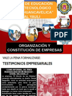 PPT EMPRESAS SESION POSTERIORES