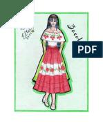 trajes tipicos de mexico