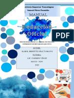 MANUAL DE REDACCION 1