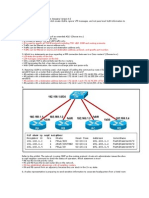 CCNA Discovery 3 FINAL Exam Answers Version 4