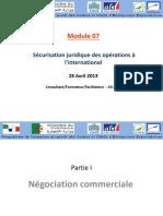 module 07 Sécurisation contractuelle