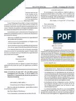 Loi Maroc handicap 2016