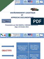 Module 06 environnement logistique et chaine documentaire