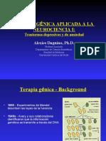 Clase PB III Terapia génica I