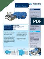 HPS1000 Pump & Gearbox