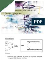 Clase XI Genética Mendeliana III