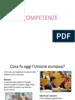 Competenze interne ed esterne (Diritto dell'Unione Europea)