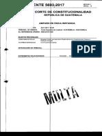 Amparo en Unica Instancia 5693-2017 Suspendido.pdf