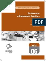 Os elementos estruturadores da cultura - UEPB.pdf