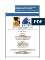 EFOST_Newsletter October_2010_Suppl