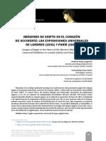 Pérez Largacha y Vivas Sáinz, El Futuro del Pasado 11 (2020), Imágenes de Egipto en el corazón de Occidente. Las exposiciones universales de Londres (1851) y París (1867).pdf
