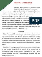 05.07.2020 - LIDANDO COM A ANSIEDADE