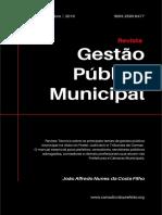 [45] Gestão Pública Municipal - 11.2019.pdf