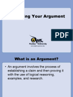 Organising_Your_Argument