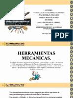 Exposicion Riesgo mecánico