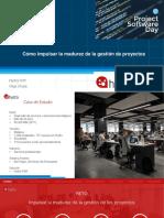 Presentacion Hydra Cómo impulsar la madurez en la gestión de proyectos.pdf