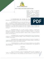 Decreto nº 35.831 de 20 de maio de 2020