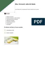 Abacaxi, Baunilha, Streuzel, Mão de Buda _ Cacau Barry