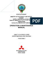 VOLUME I - 145KV GAS INSULATED SWITCHGEAR AND CRANES.pdf
