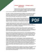 A Constituição da República Federativa do Brasil de 1988 dedicou aos direitos fundamentais generoso e singular tratamento