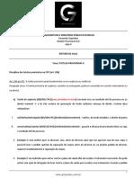 Roteiro de Aula - MP e Mag - D. P. Civil - Fernando Gajardoni - Aula 9