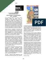 Comentario de un libro de Antonio González Piñeiro