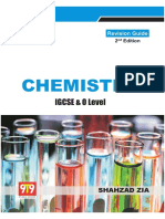 O Level Chemistry Revision Guide by Shahzad Zia