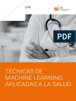 Machine Learning aplicado a la salud