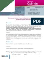 DIEEEO99-2016 Diplomacia Medica Castillejo-Navarro