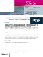 DIEEEO32-2016 SeguridadHUmana SAHEL Sanitaria Castillejo