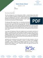 Cruz Letter to DOJ - Cuties - FSV