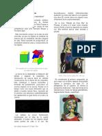 Pablo Picasso y el Cubismo De Volder Daiana