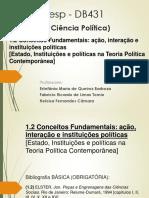 TECP especial 1_2 ELSTER Conceitos ação_interação_instituições
