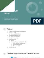 Wifi Protocol