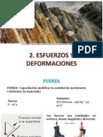 2. ESFUERZOS Y DEFORMACIONES