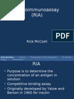 Radioimmunoassay (2)